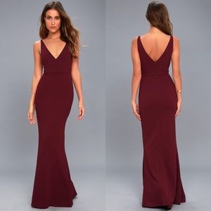 Lulus Melora Maxi Dress